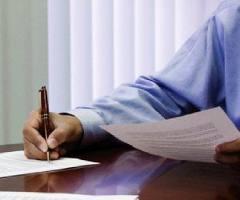 В РФ запретят мелкий шрифт в договорах