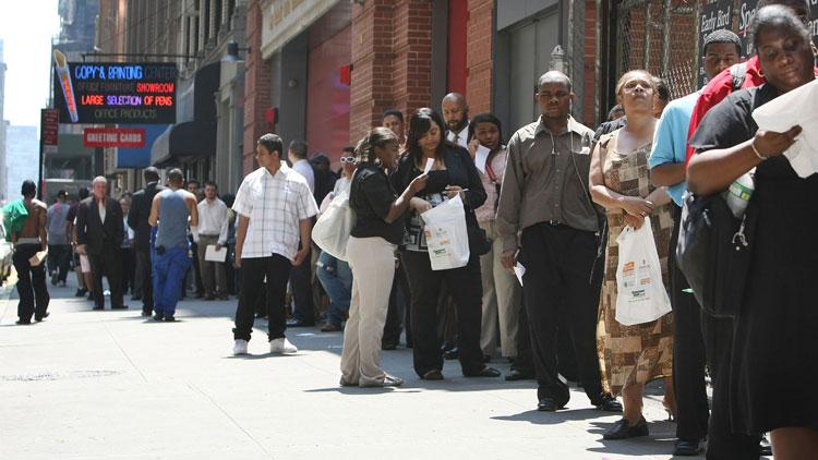 Рынок труда в США крепнет согласно данным декабря