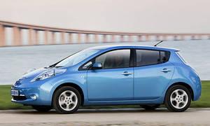 Компания Nissan представила обновлённый электрокар Leaf