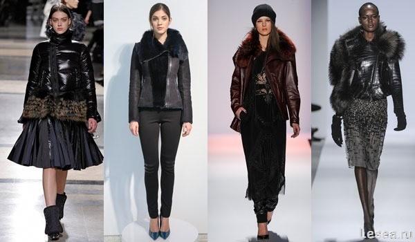 Модные куртки: ткани и расцветки