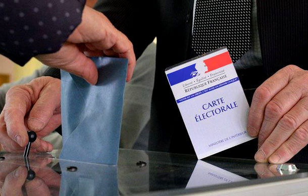 Партия Макрона одержала победу в первом туре парламентских выборов