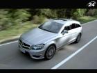 Новый Mercedes-Benz CLS Shooting Brake