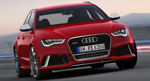 Фирма Audi представила новое поколение универсала RS6 Avant
