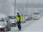 24 человека погибли из-за сильных снегопадов в Европе