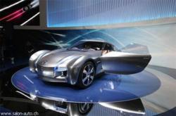 Nissan представил свой электромобиль