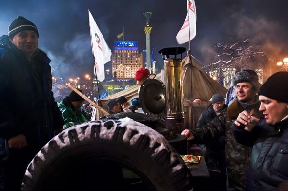 Горячие и насущные вопросы Украины