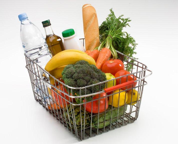Стоимость продуктов в октябре выросла незначительно
