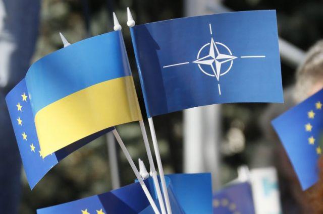 Украинцы, наконец, твёрдо определились с цивилизационным курсом