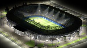 Строители стадиона в Варшаве угрожают сорвать Евро-2012