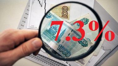ТелеТрейд: Годовая инфляция РФ в апреле осталась на уровне 7,3%