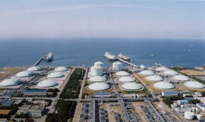 В Украине началось строительство LNG-терминала