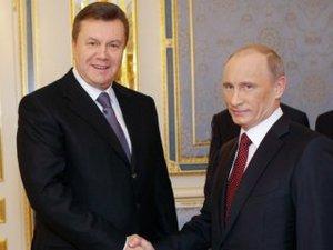 Янукович и Путин: разговор не окончен