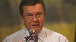 Янукович пожелал украинцам оптимизма
