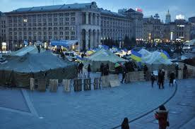 Палаточного городка на Майдане больше нет