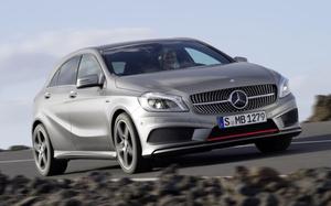 Презентованы прототипы спортивного седана Mercedes CLA