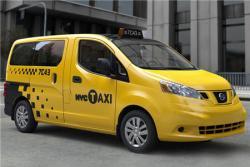 Новым «Нью-Йоркским такси» станет Nissan
