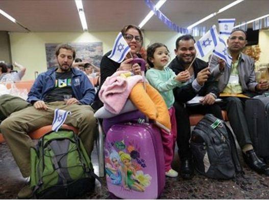 Россияне едут в Израиль на ПМЖ