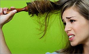 Как придать волосам блеска