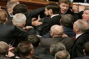 «Боевые кони» следующего парламента