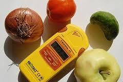 Продукты в Украине все еще радиоактивны