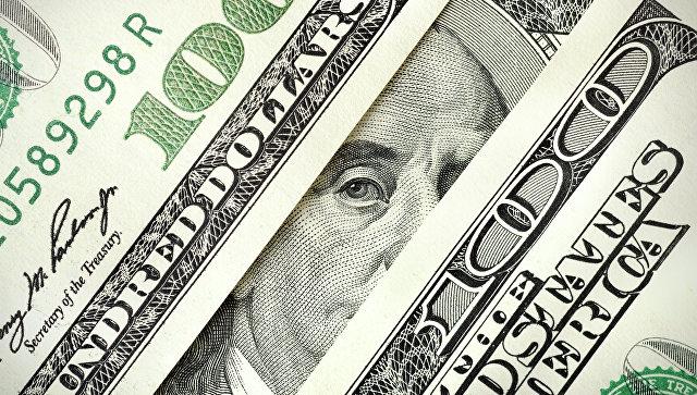 Геополитическая неопределённость толкает доллар вниз