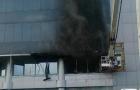 Руководство горевшей налоговой сообщило о причине возгорания