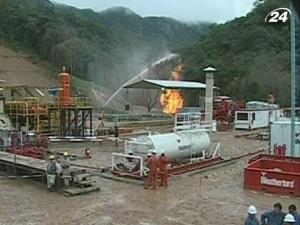 В Боливии открыли одно из наибольших газовых месторождений
