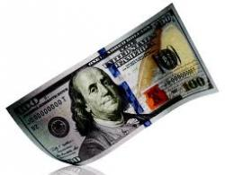 Новая 100-долларовая купюра появится в Украине лишь через год