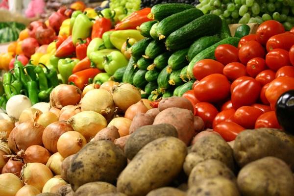 Стоимость овощей растет на сезонном факторе