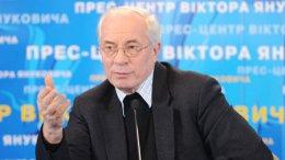 Азаров назвал европейских политиков аморальными за требование освободить Тимошенко