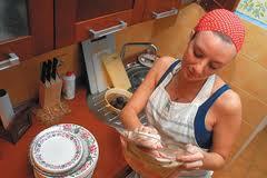 Домохозяйки требуют признания их профессии