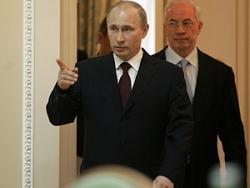 Путин не уговорил Украину