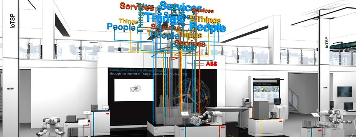 Компания АББ на Ганноверской выставке 2016: повышение производительности с помощью «Интернета вещей, услуг и людей»