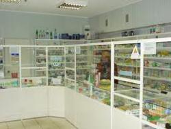 В Киеве закрыли половину аптек