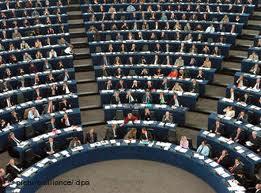 Резолюция по Украине принята европейским парламентом