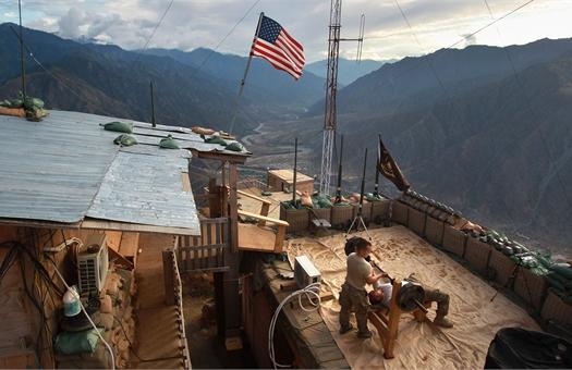 Американцы платят $100 за литр бензина в Афганистане