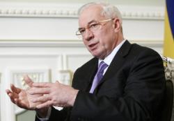 Азаров пообещал Москве и Астане невозможное