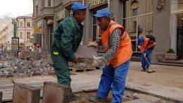 В Росcии узаконили труд мигрантов