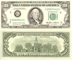США приостановили печать 100-долларовых купюр из-за брака при печати