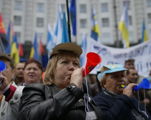 Почему так мало живут украинцы