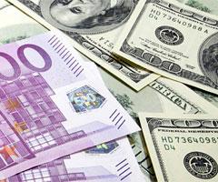 В банках Росси возник дефицит валюты