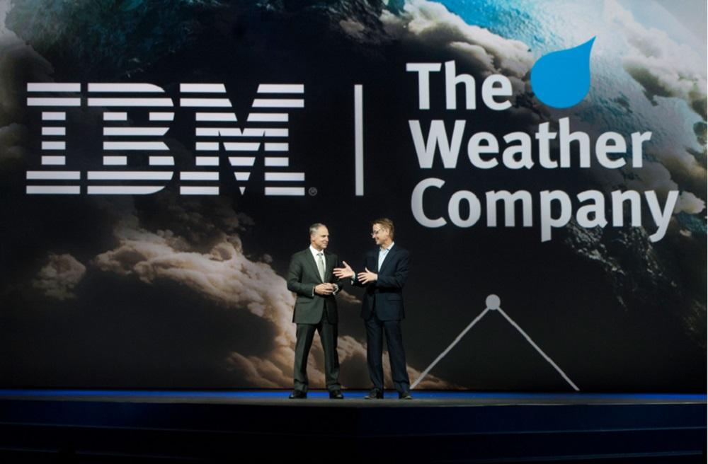 IBM покупает метеослужбу Weather Channel