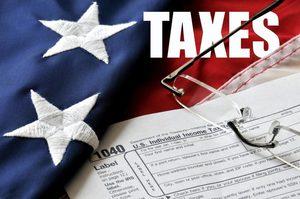 В США предложен к рассмотрению новый законопроект о налогах