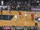 Баскетбол: «Бруклин» одержал третью победу подряд