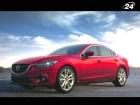 Новая Mazda 6 появится в продаже к концу года