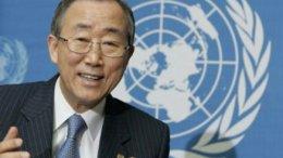 ООН призывает прекратить насилие против сирийский манифестантов
