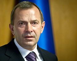 А.Клюев: Украина и РФ 27 октября с.г. обсудят цену на газ для украинских потребителей