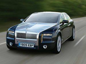Rolls-Royce научат не бояться грязи