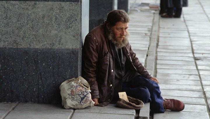 Украина находится на грани бедности