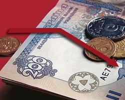 В Украине дешевеет национальная валюта